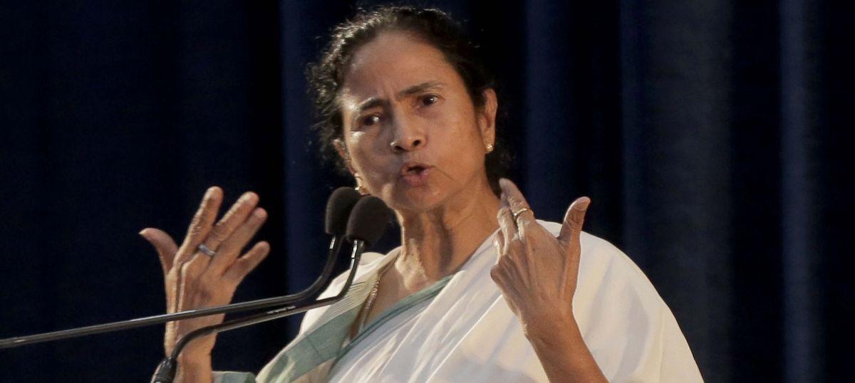 West Bengal CM Mamata Banerjee accuses BJP of targeting Mother Teresa's charity
