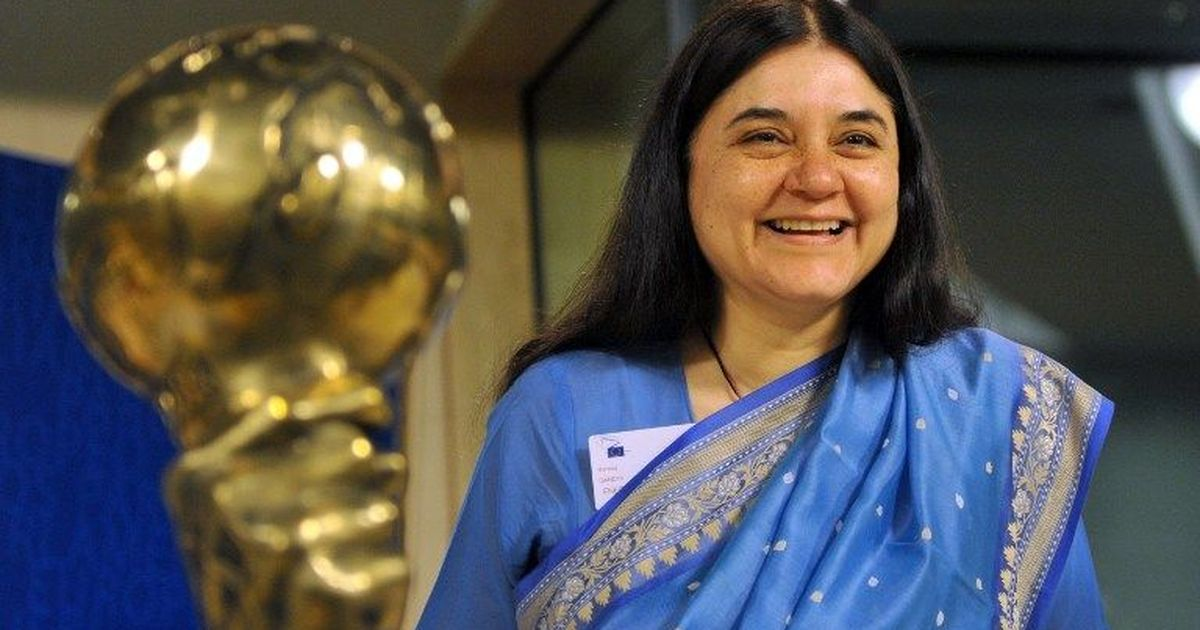 Union minister Maneka Gandhi apologises for referring to transgender people as 'the other ones'