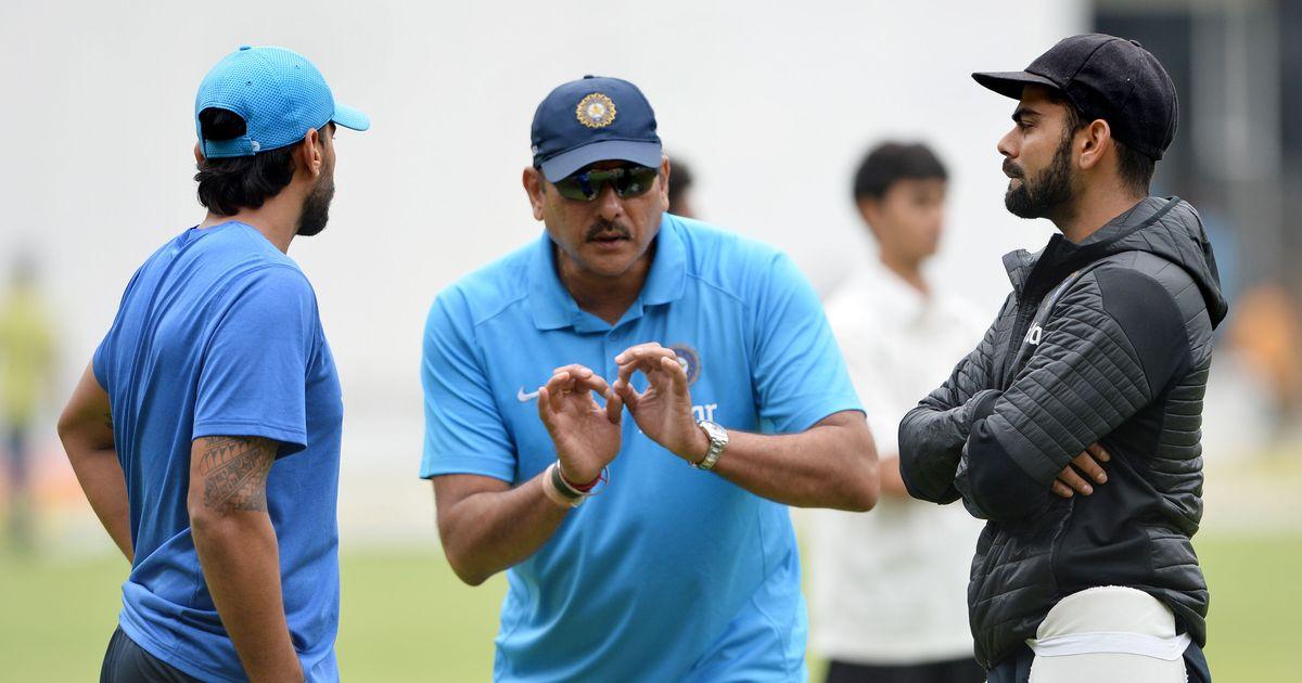 Ravi Shastri will probably get the India coach job, says Sunil Gavaskar