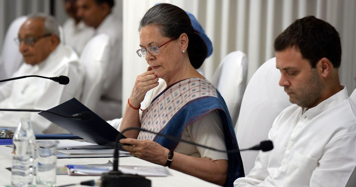Brazen campaign on to impose regressive, narrow-minded view: Sonia Gandhi