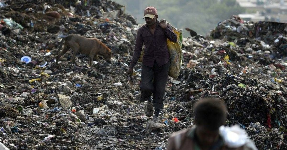 'India will go down under garbage one day': SC asks states to frame solid waste disposal rules