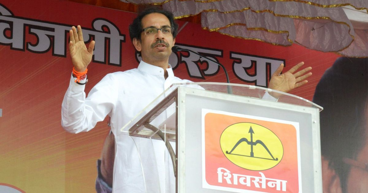 Make singing Vande Mataram compulsory, says Uddhav Thackeray