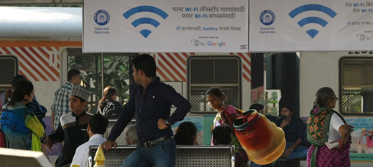 Mumbai railway: Restrict Wi-Fi to prevent overcrowding, says Western