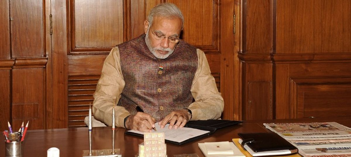 PMO declines RTI query about Modi's promise to deposit Rs 15 lakh in every citizen's account