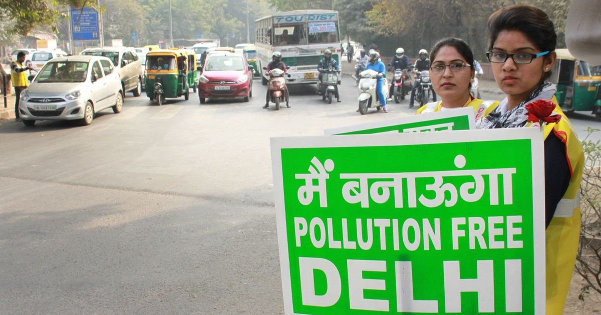 Delhi government files fresh review plea before NGT seeking exemptions to odd-even policy