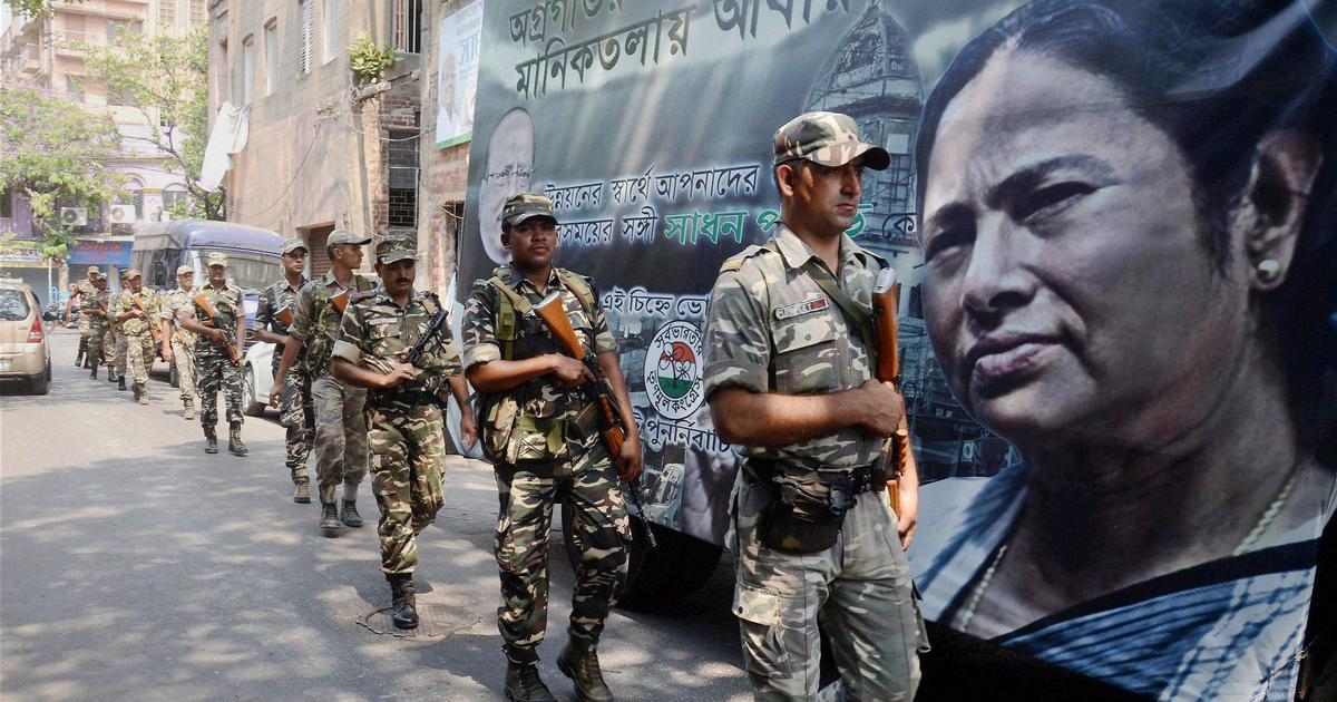 पश्चिम बंगाल पंचायत चुनाव में भारी हिंसा, 14 की मौत