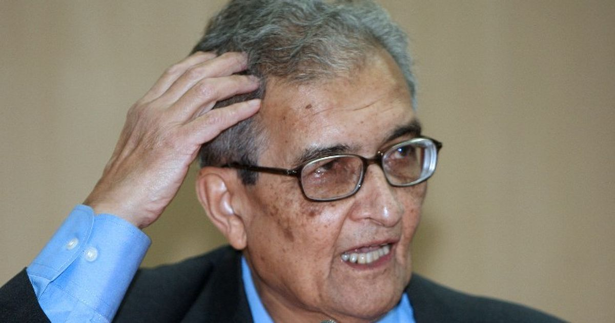 People like Amartya Sen can be 'purchased or sold and can stoop to any level': West Bengal BJP chief