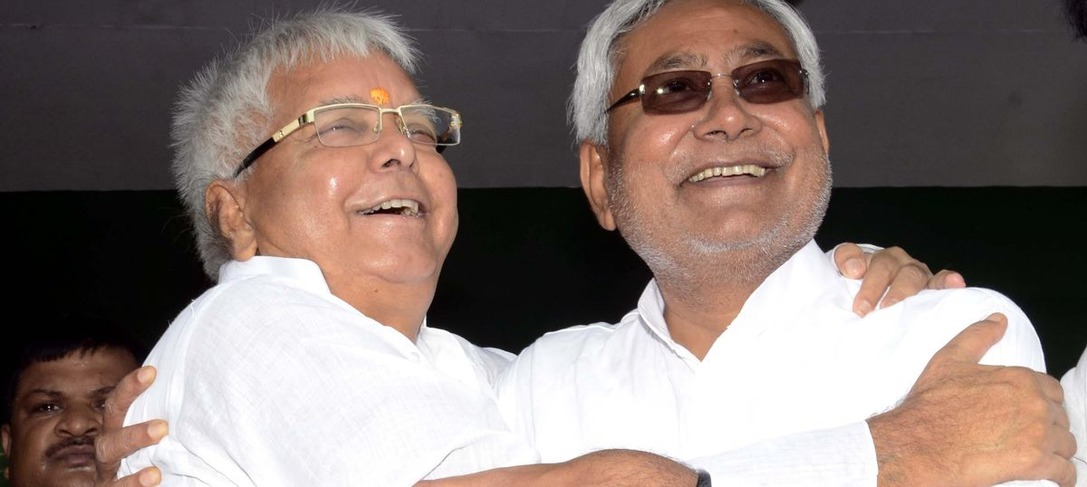 लालू की पार्टी नेताओं को नसीहत, कहा, नीतीश कुमार ही हमारे नेता हैं