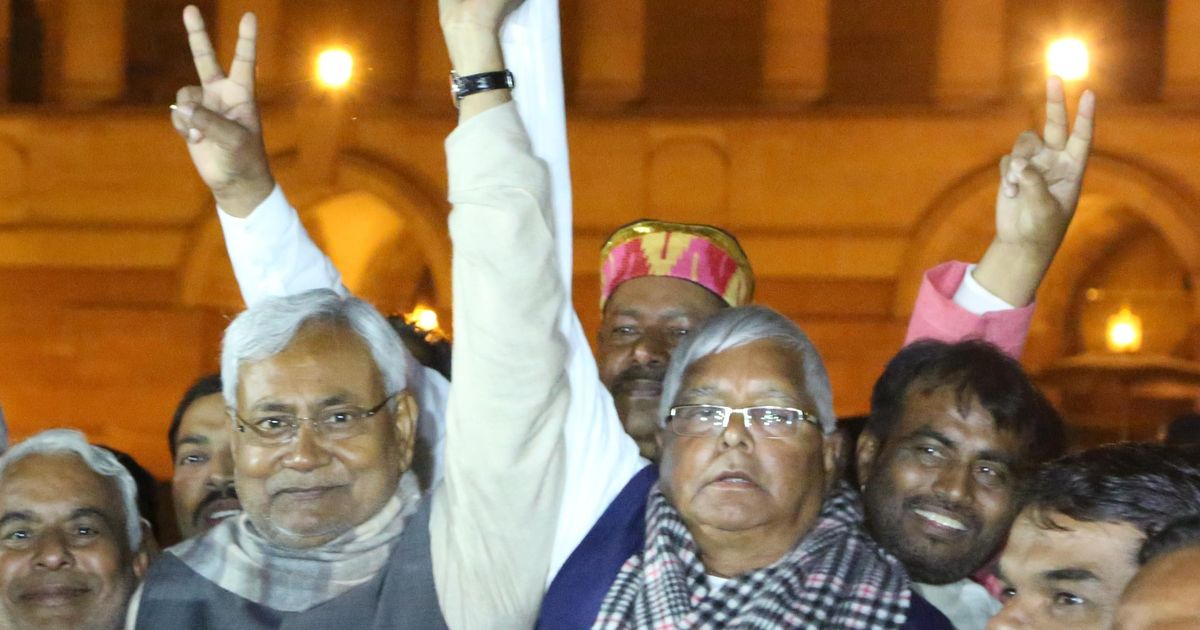 CBI raids 12 premises of Lalu and family