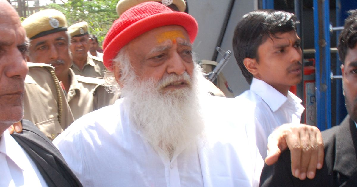 Asaram Bapu and son cleared by commission investigating deaths of two children at their gurukul