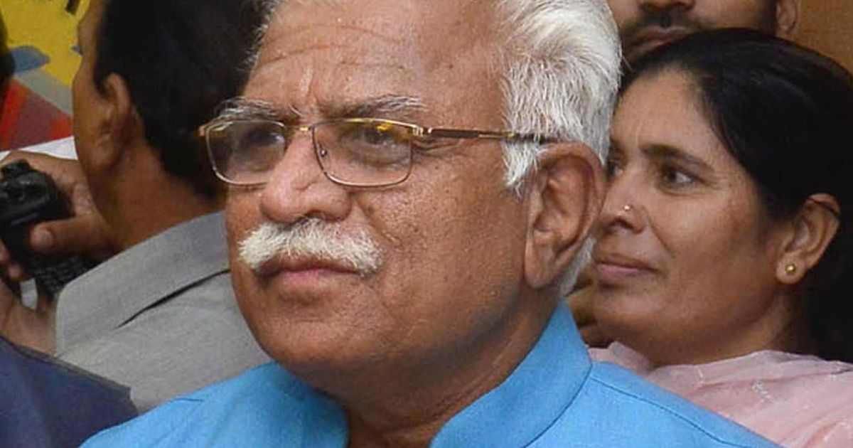 Haryana chief minister refuses to step down over violence after Dera chief's rape case verdict