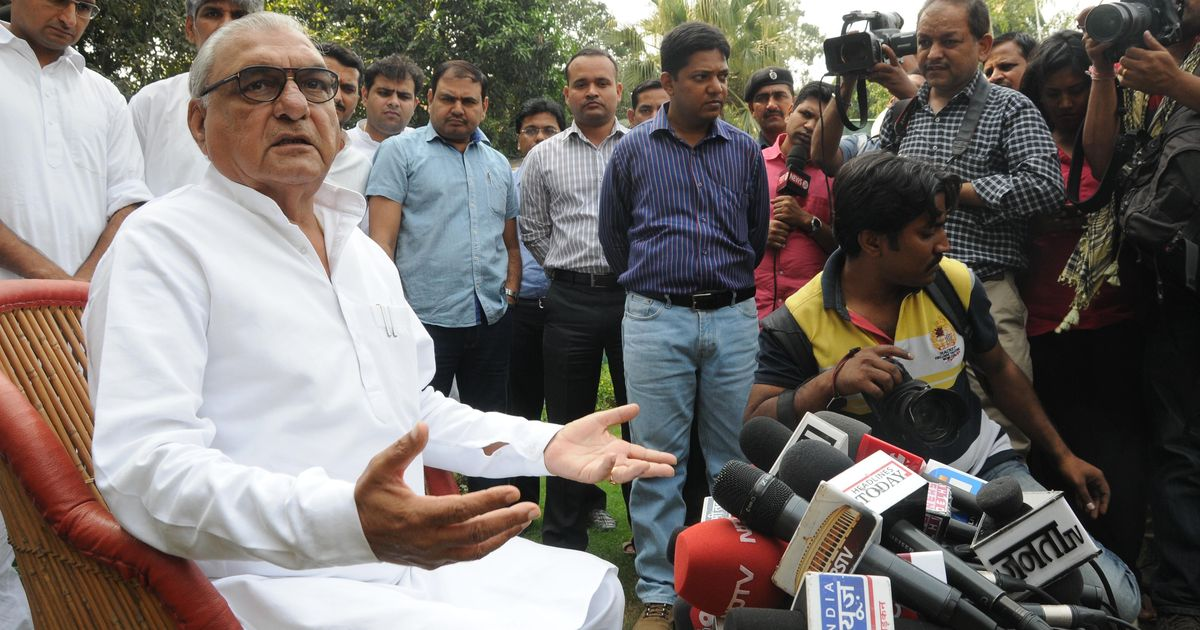 Former Haryana CM Bhupinder Hooda gets bail in Manesar land deal case