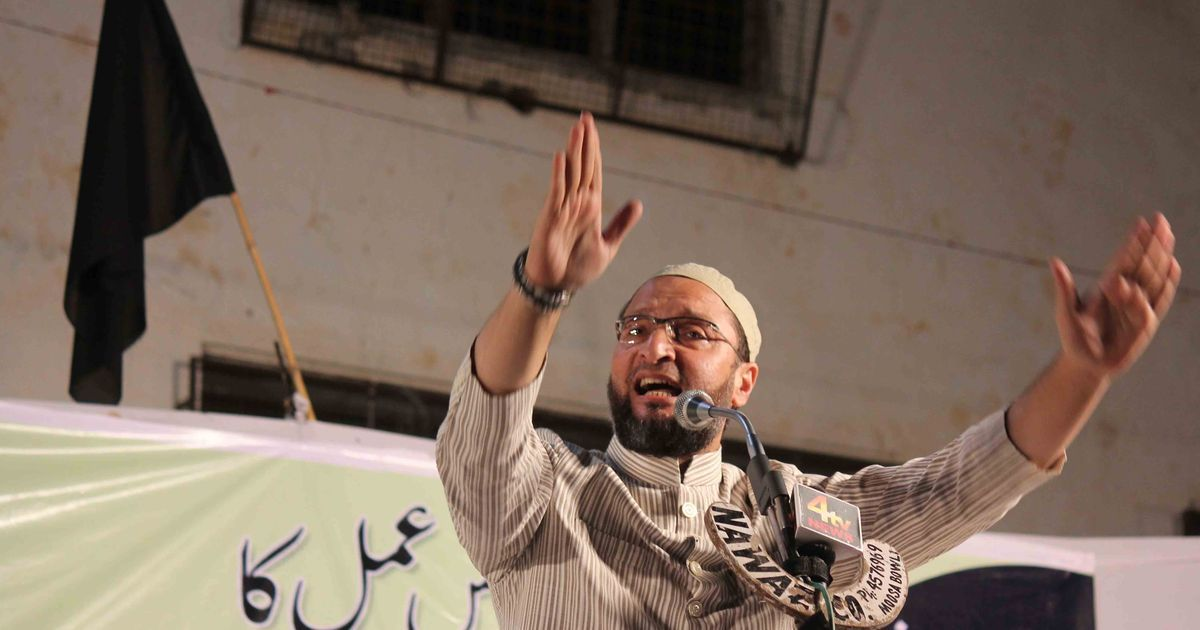 Will the Muslim League's decision to go national affect Asaduddin Owaisi plans for his party?