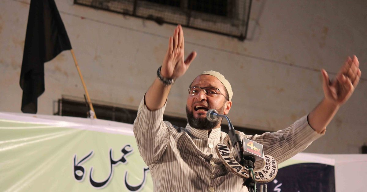 Asaduddin Owaisi seeks punishment for those who call Indian Muslims, Pakistani