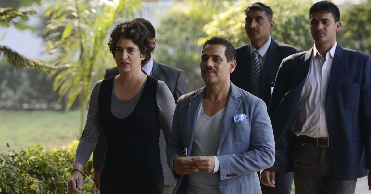 Robert Vadra slams Centre for Priyanka Gandhi's security breach, Amit Shah says inquiry ordered