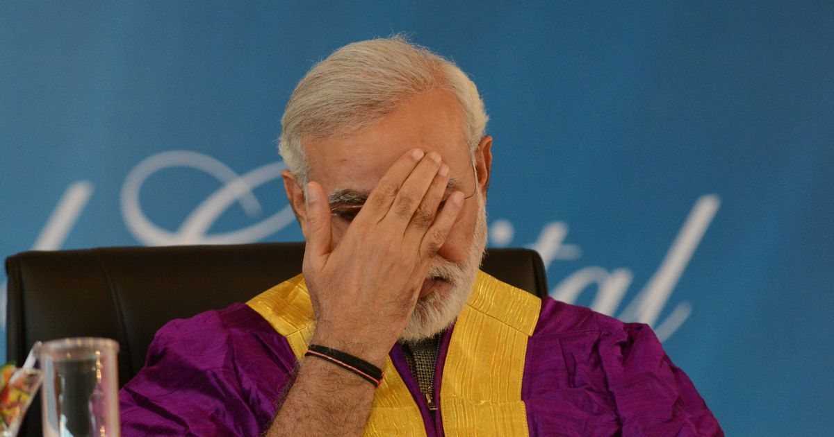 Readers' comments: Modi's comment on hard work and Harvard has been taken out of context