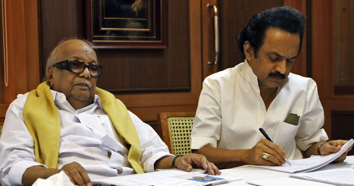 DMK, AIADMK top earners among regional parties