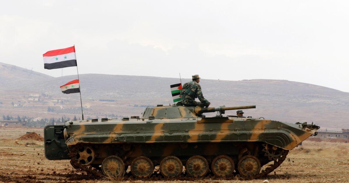 अमेरिका के निशाने पर आई सीरियाई सेना कमजोर पड़ी तो आईएस मजबूत होगा : रिपोर्ट