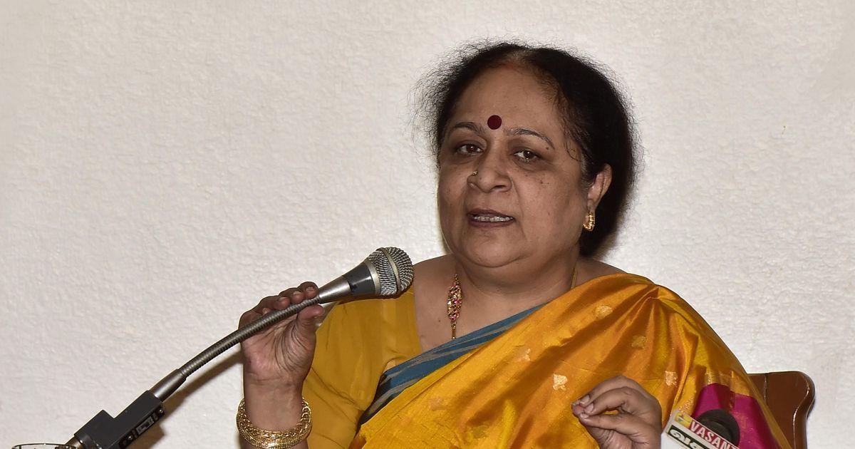 CBI books former UPA minister Jayanthi Natarajan for corruption
