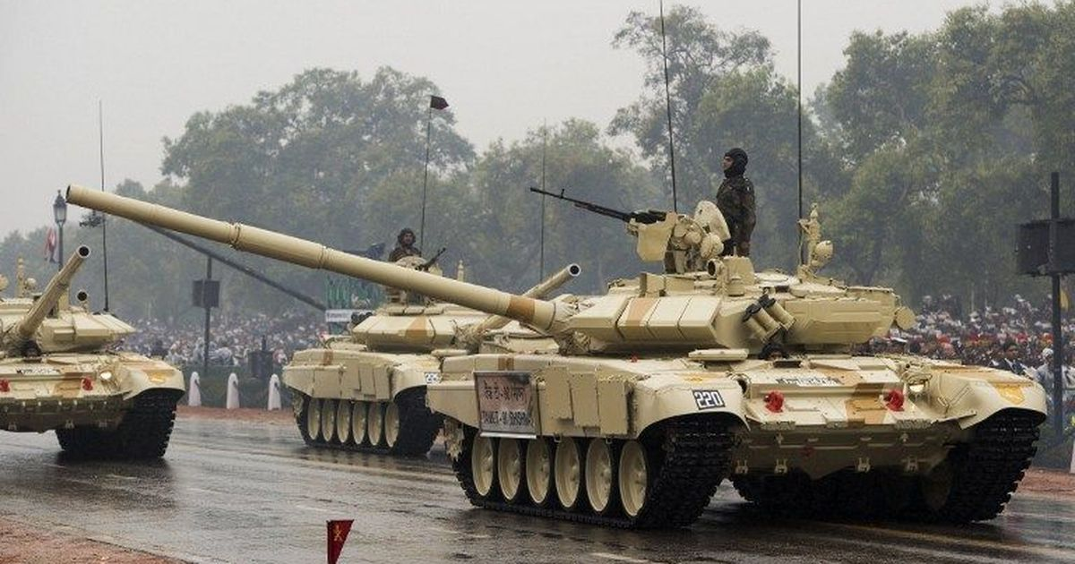 चीनी सीमा पर तैनाती के लिए मंगाई गई आर्टिलरी गन 'मेड इन इंडिया' गोले से क्षतिग्रस्त