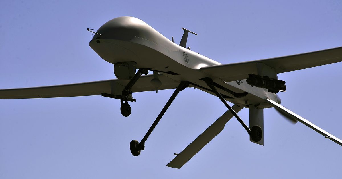 पाकिस्तान : अमेरिका के ड्रोन हमले में हक्कानी नेटवर्क का एक कमांडर और दो आतंकी ढेर