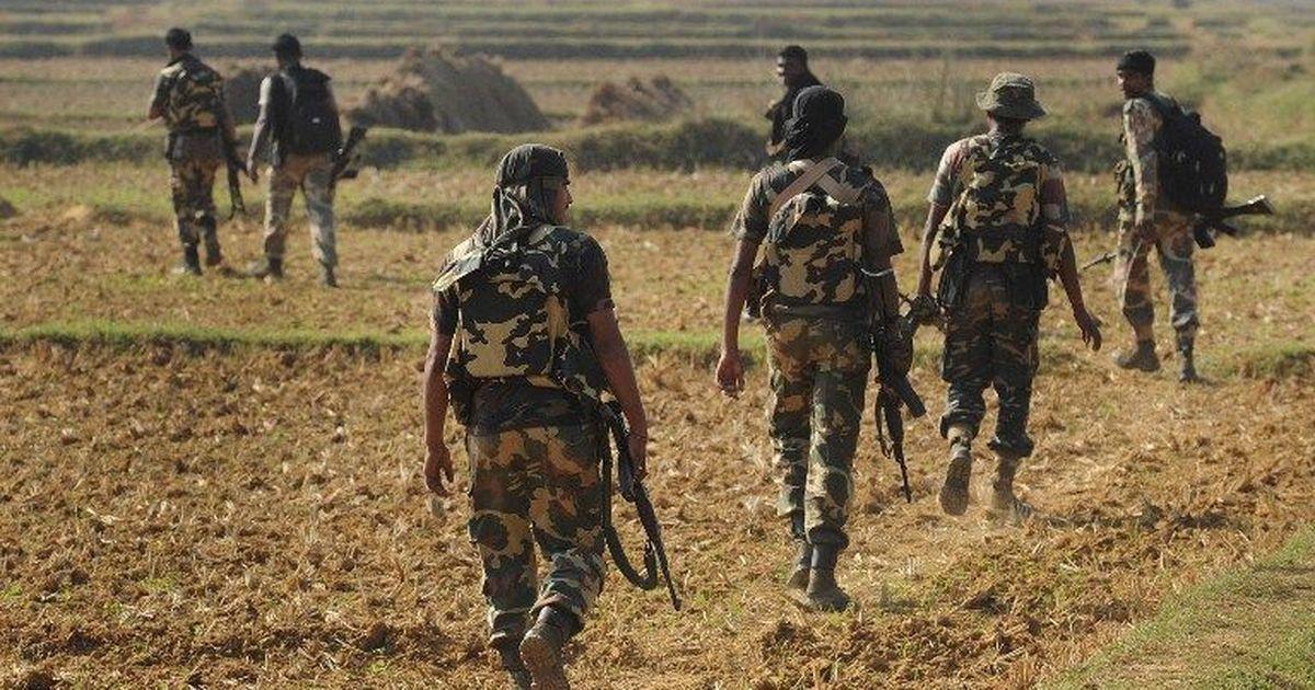 छतीसगढ़ : सुरक्षा बलों के साथ मुठभेड़ में दो नक्सली मारे गए