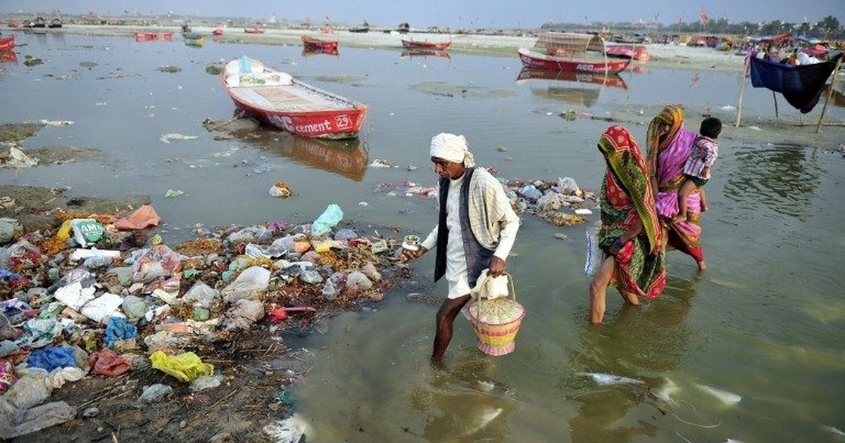 गंगा अभियानों से नहीं अपने उस धर्म पर चलने से ही साफ होगी जिससे हमने उसे हटाया है