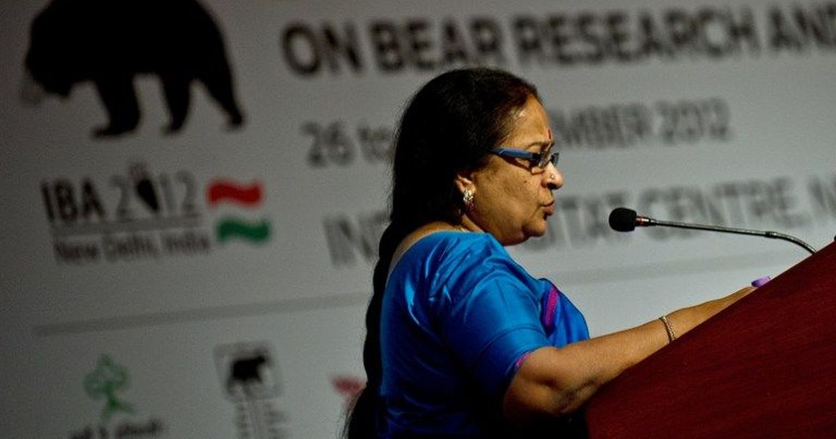 CBI books former union minister Jayanthi Natarajan for corruption
