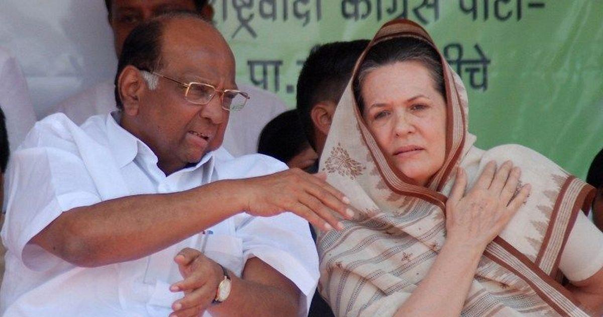 महाराष्ट्र में एनसीपी, शिवसेना के साथ सरकार बना सकती है