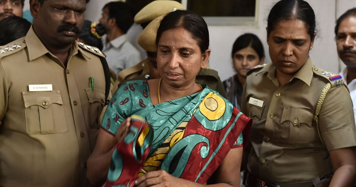 Rajiv Gandhi assassination case: HC dismisses convict Nalini Sriharan's plea for early release
