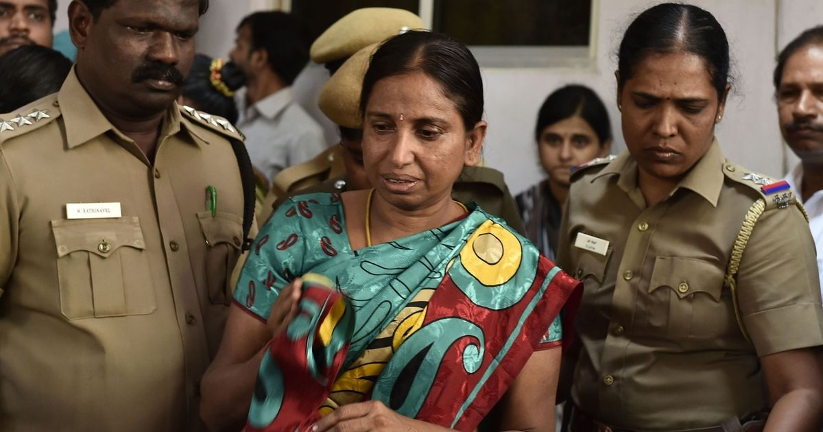 Rajiv Gandhi assassination: Madras HC allows convict Nalini Sriharan to argue for six months' leave