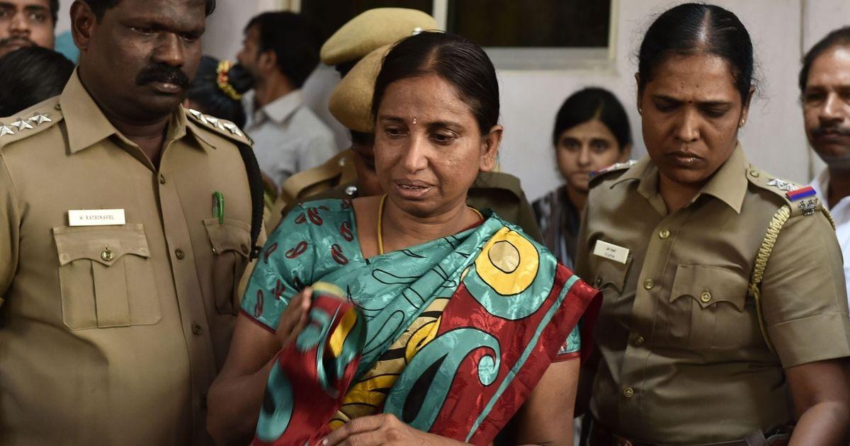 राजीव गांधी हत्याकांड : हाई कोर्ट ने सजायाफ्ता नलिनी श्रीहरन को जल्द रिहा करने से इनकार किया