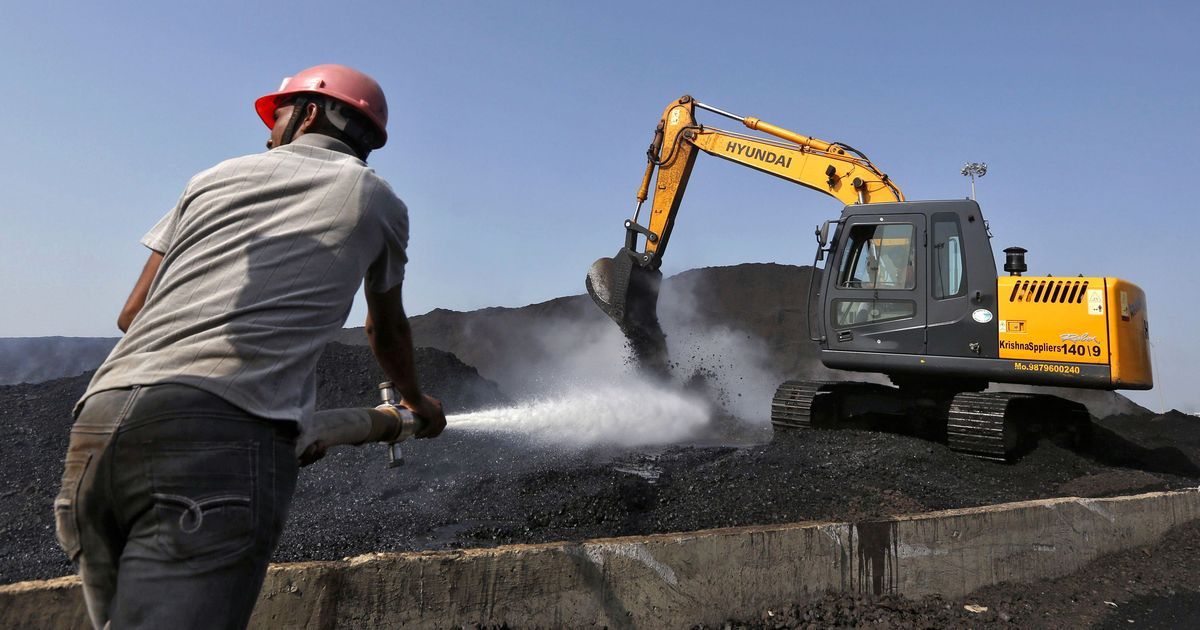 Stumbling blocks: Centre does not have much to show for its coal block allocations