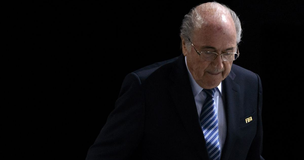 Sepp Blatter calls USA goalie Hope Solo's groping claims 'absurd and ridiculous'