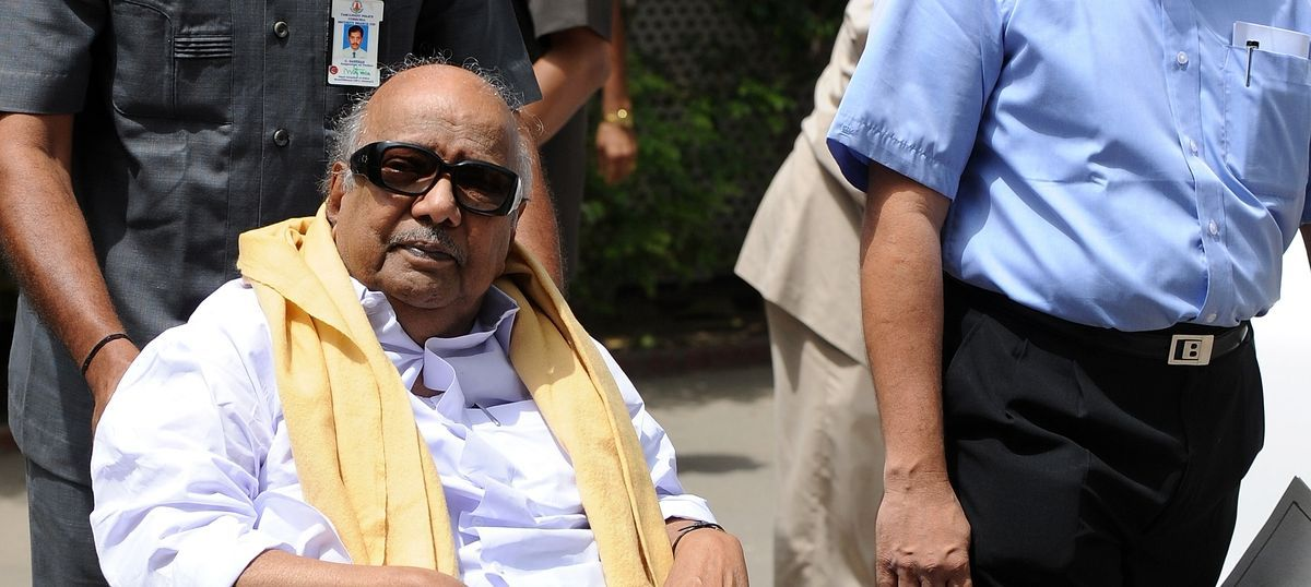 The big news: Karunanidhi's condition stable after hospital treatment, and nine other top stories