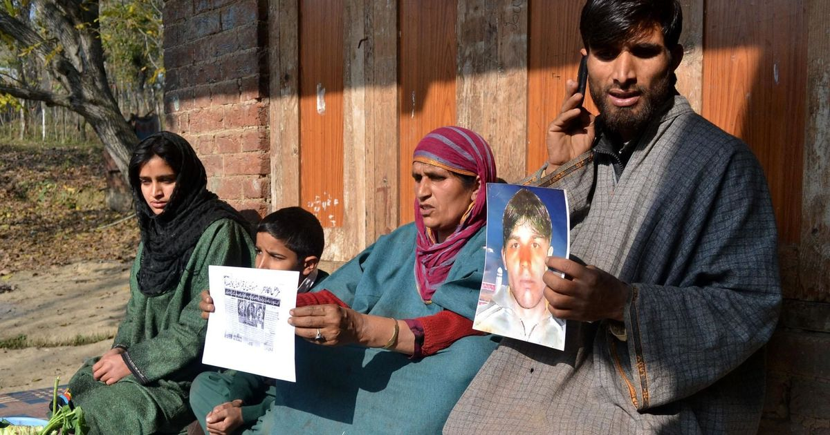 'They will never get justice': In Kashmir, bitterness about the new turn in the Machil case