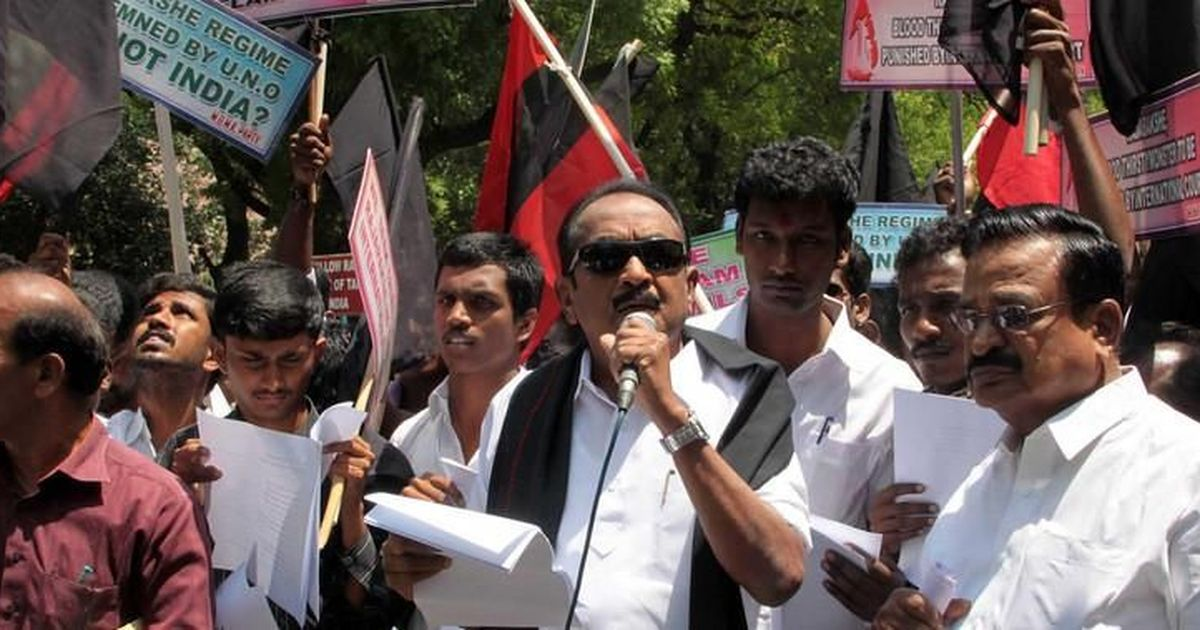 MDMK's Vaiko granted bail in 2009 sedition case