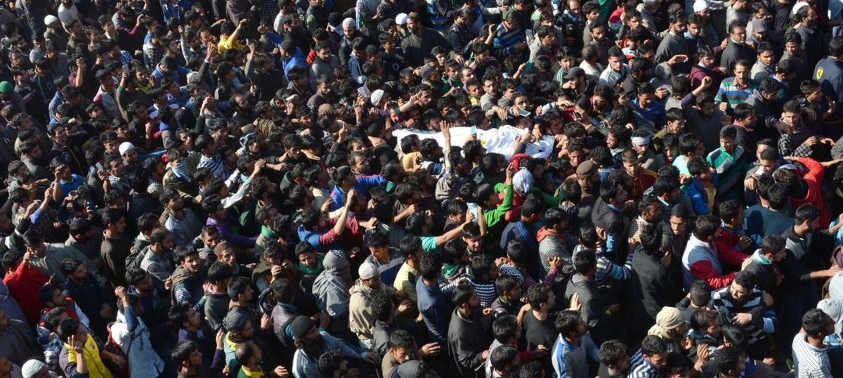 The big news: CRPF says it won't stop using pellet guns in Kashmir, and nine other top stories