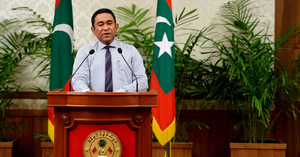 Maldives president declares emergency after top court asks government to release political prisoners