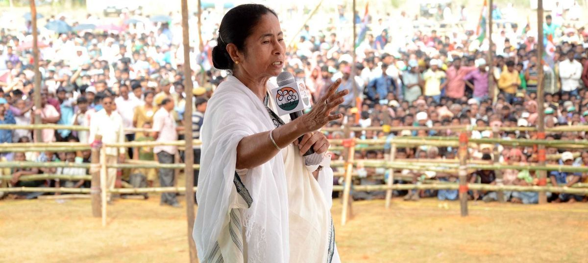 TMC alleges 'conspiracy' to kill Mamata Banerjee after her flight's landing delayed by half an hour