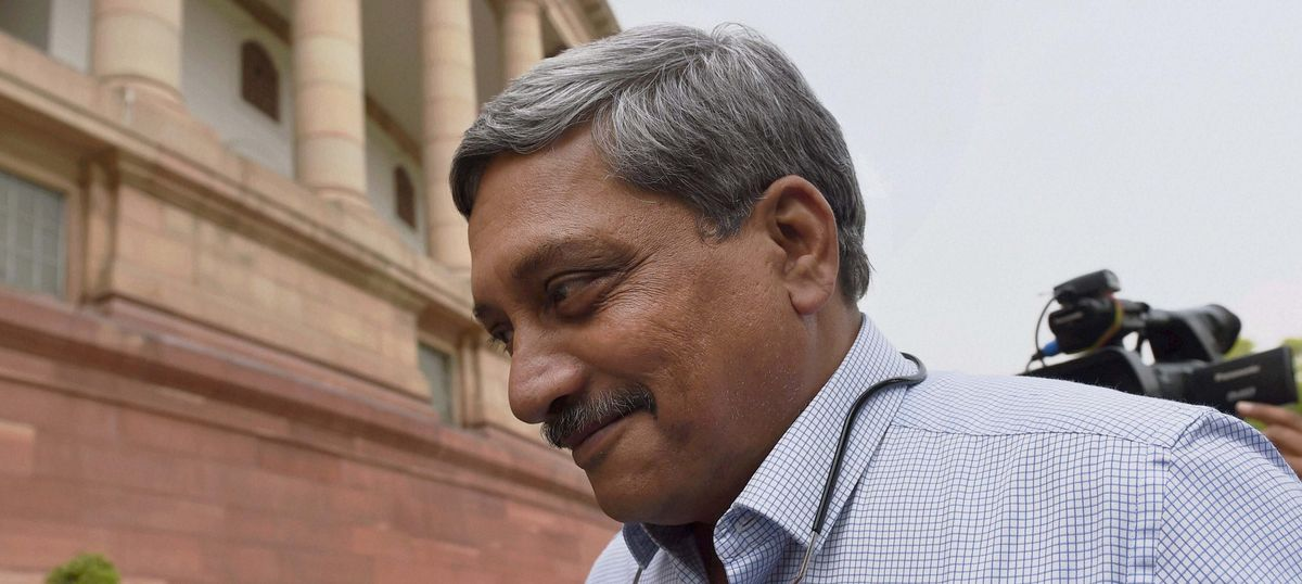 Goa CM Manohar Parrikar presents state Budget soon after being discharged from hospital