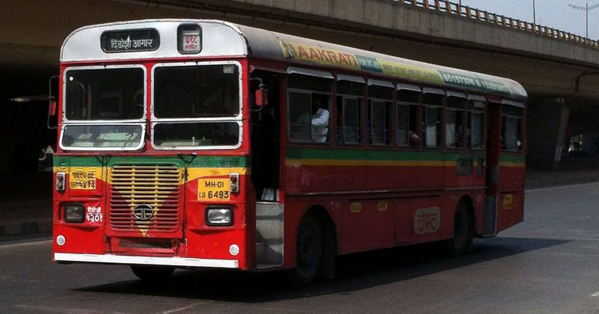BEST Buses Go Off Roads In Mumbai. Commuters Suffer On Festive Monday