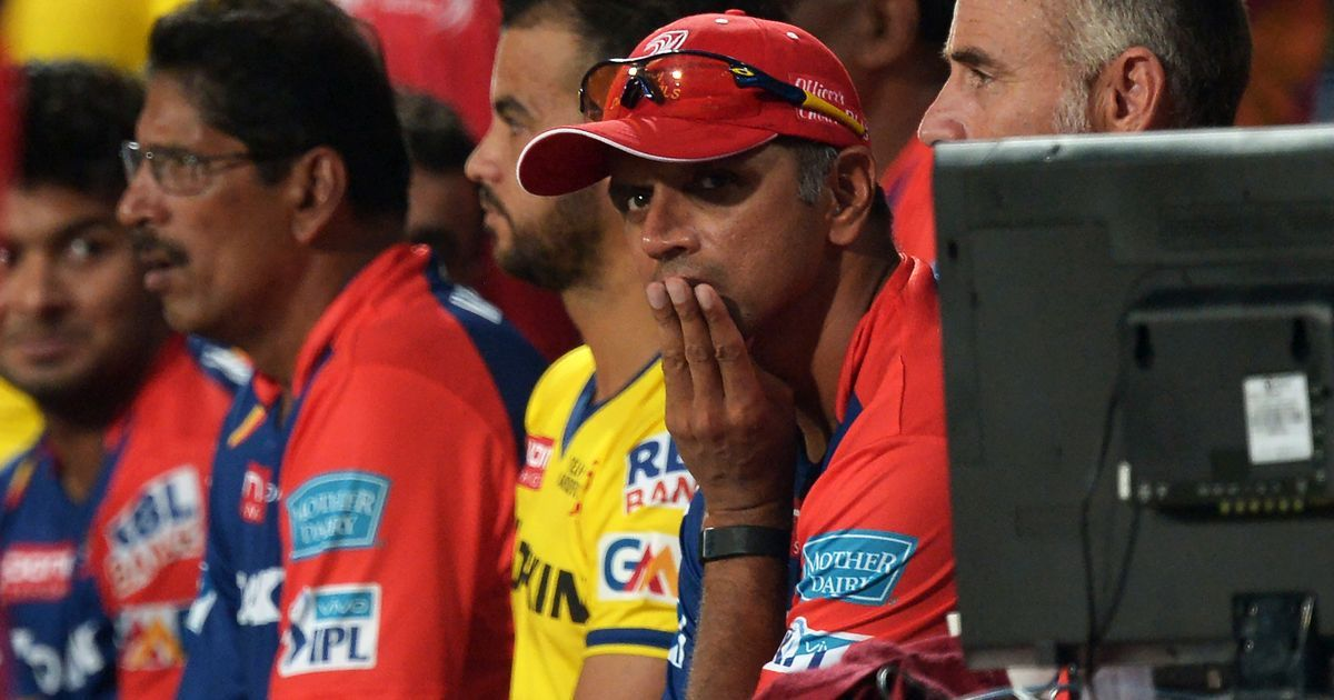नए नियम लागू होते ही राहुल द्रविड़ को बीसीसीआई और आईपीएल में से किसी एक को चुनना होगा