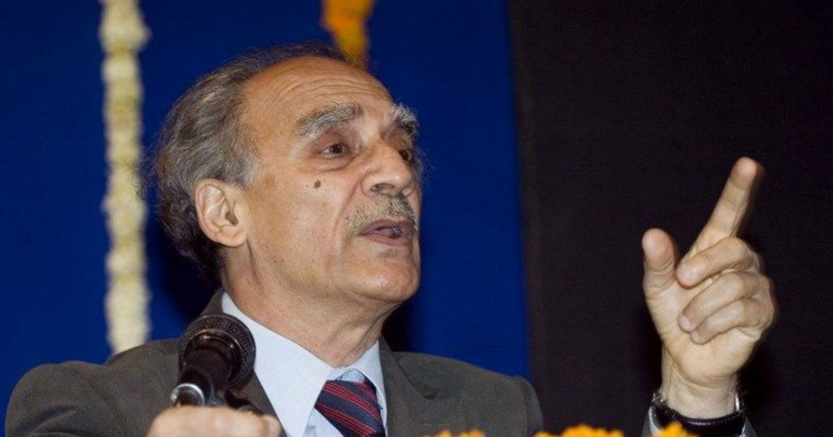 I never doubted the surgical strikes, but to boast about it is wrong, clarifies Arun Shourie