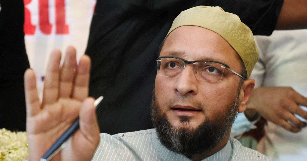 Asaduddin Owaisi says his party will support JD(S) in Karnataka elections