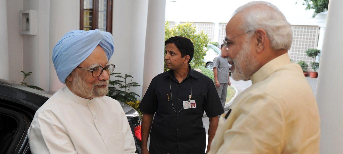इन तीन मौकों पर नरेंद्र मोदी के साथ मनमोहन सिंह का व्यवहार उन्हें अलहदा नेता बना देता है