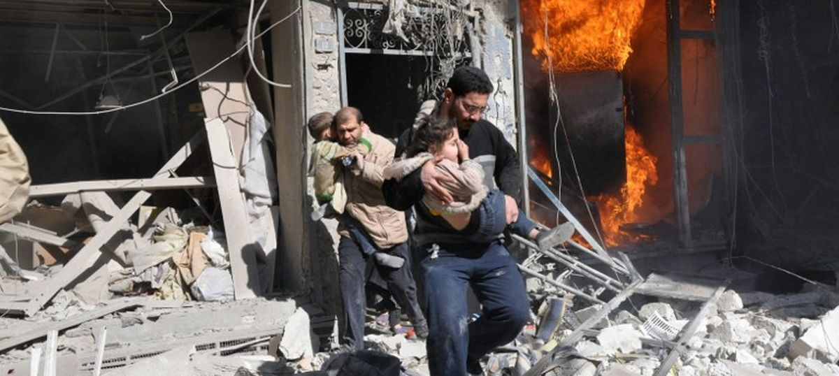 Syria: Situation for children hit rock bottom in 2016, says Unicef