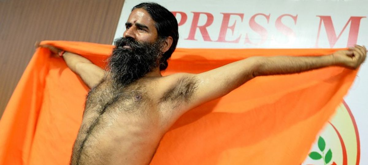 Not enough Ramdev in your life? Here comes the autobiography