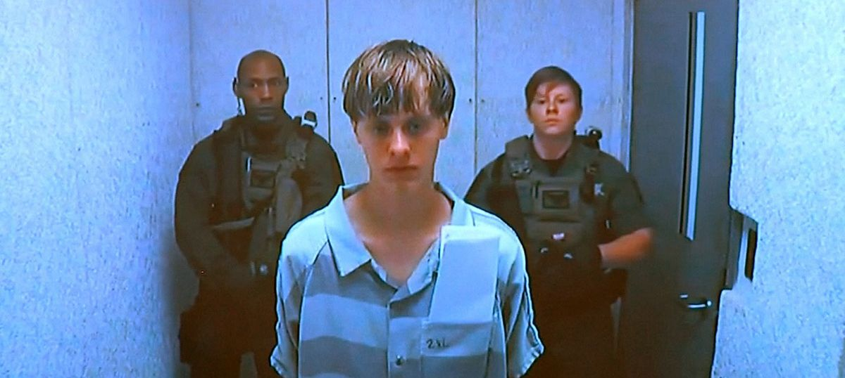 Charleston church shooting: White supremacist sentenced to death for killing nine African-Americans