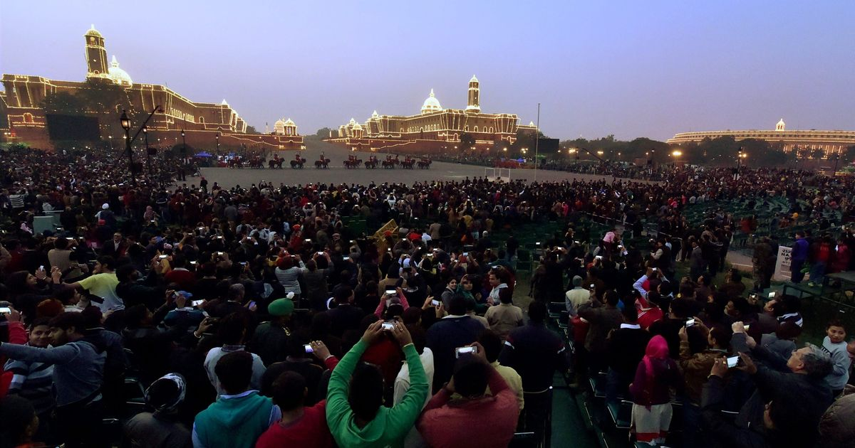 Hymn 'Abide With Me', Gandhi's favourite, dropped from Beating Retreat tunes: Report